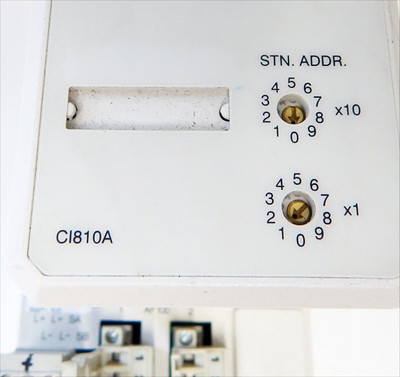 ABB CI810A Field - Communication - Interface  Vers: CI810-SW*1.5/0   - used - – Bild 4