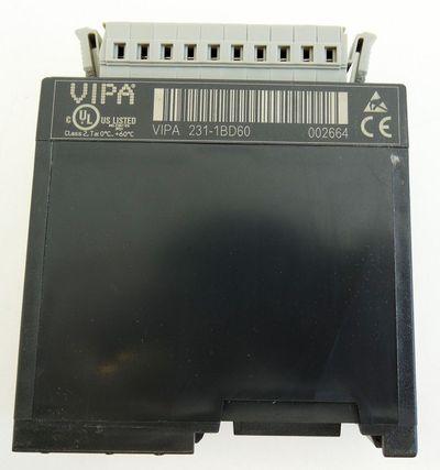 Vipa System 200V VIPA 231-1BD60 2311BD60 E-Stand: 1 AI 4x12Bit 20mA -used- – Bild 2