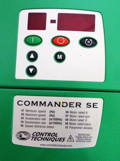 Control Techniques Commander SE SE43401850 SE27T 18,5KW -unused/OVP- – Bild 2