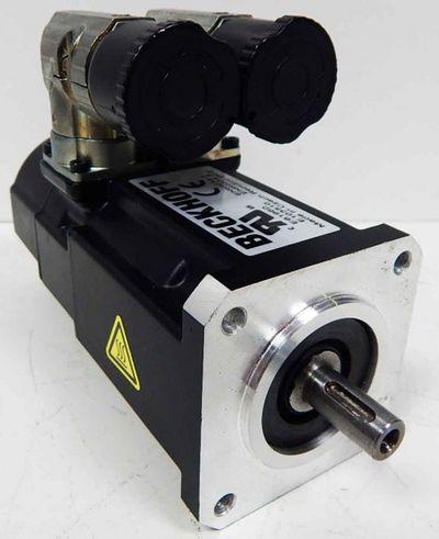 Beckhoff Servomotor AM3021-3C41-0000  -used- – Bild 2