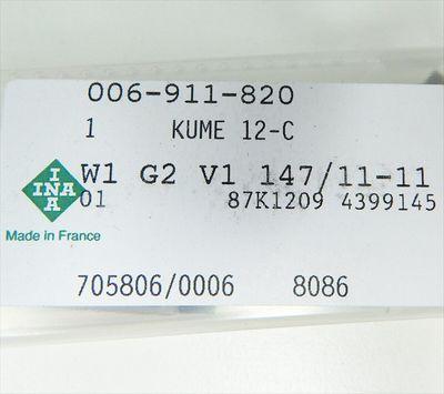 INA Linear Miniaturführung KUME 12C W1G2V1 147/11-11  - unused - in OVP – Bild 3