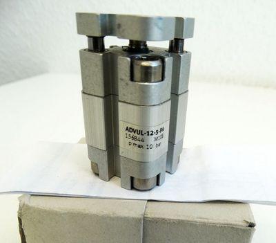 Festo ADVUL-12-5-PA Mat. Nr. 156844 Kurzhubzylinder -unused/OVP- – Bild 1