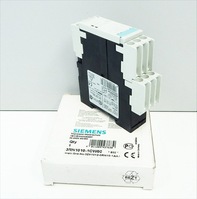Siemens Simirel 3RN1010-1CW00 3RN1 010-1CW00 E:02 - unused - in OVP – Bild 1