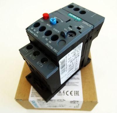 Siemens 3RU2116-1FB1 E: 01 3.5-5.0A Therm. Überlastrelais -unused/OVP- – Bild 1