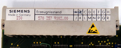 Siemens Sinumerik 6FX1135-7BB01 6FX1 135-7BB01 E: B -used in Box- – Bild 4