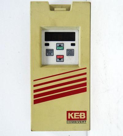 KEB Operator F5 Art. Nr. 00.F5.060-1000/ Ver.: 1.0 Standard Keyboard -used- – Bild 1