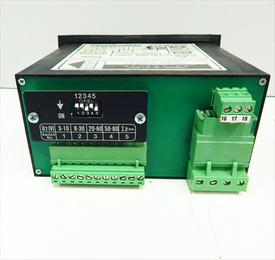 Ropex RES-242 Temperatur-Regelung & Steuerung Mod.31 400V  - used - – Bild 3