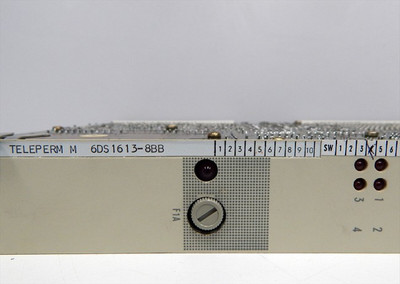 Siemens Teleperm M 6DS1613-8BB Counter-Module  E:05 Sw:04  - used - – Bild 4