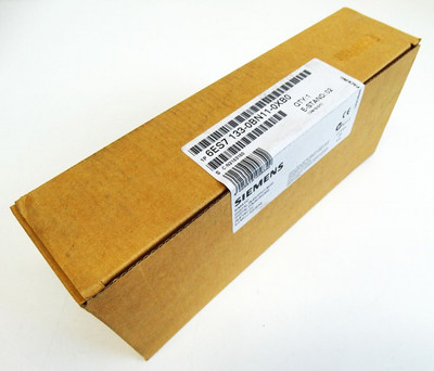 Siemens Digital IN/OUT Mod. 6ES7 133-0BN11-0XB0 6ES7133-0BN11-0XB0 E:02 -sealed- – Bild 1