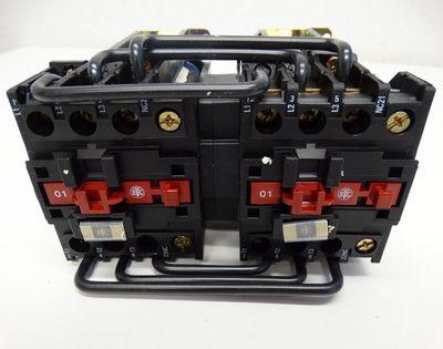 Telemecanique LP2 D259BA65 LP2D259BA65 40A 660V Reversing Contactor -unused/OVP- – Bild 2