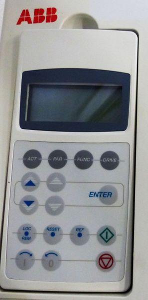 ABB ACS800-01-0040-7+R701 incl. CDP312R Frequenzumrichter -used- – Bild 4