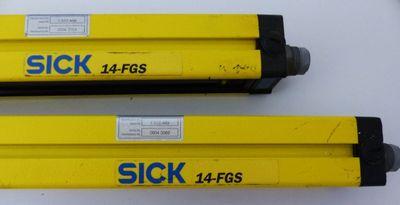 SICK 14-FGS FGSS1050-12 1012488 Sender + FGSE1050-12 1012489 Empfänger -used-  – Bild 2