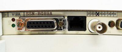 Siemens VIPA SSN-BG89A E: 24+6ES5376-1AA21 E: 1+6ES5491-0LB11 E: 02 -used- – Bild 3