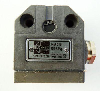 Euchner NB01K 556 Pg9  NB01K-556Pg9 Präzisions-Grenztaster -unused- – Bild 2
