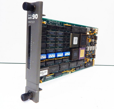 ABB Bailey infi90 INNIS01  INNIS 01 Loop Interface Slave -used- – Bild 1