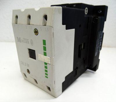 Klöckner Moeller DIL 3M  DIL3M 3 Pol. 600V 100A 37kW Leistungsschutz -used- – Bild 1