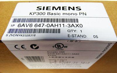 Siemens KP300 6AV6 647-0AH11-3AX0 6AV6647-0AH11-3AX0 Basic Mono PN E:05 -sealed- – Bild 2