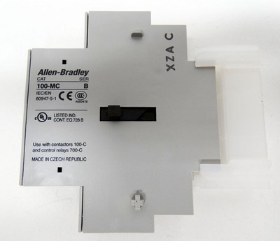 Allen Bradley 100-MCA00 Ser. B Mech. Verriegelung/ Interlock -unused/OVP- – Bild 3