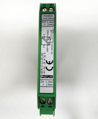 Phoenix Contact MCR-C-I-I-00-DC No. 2814508 Trennverstärker VE=4 Stck. -unused/OVP- – Bild 2