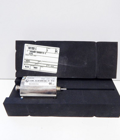 Promecon TS-EX 015 EXII1/3D Sensor 100MHz -1,6GHz 0°C-100/150°C  -unused- in OVP – Bild 1