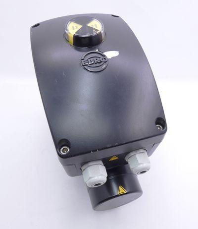 Ebro E 65 E65 400VAC 0.085kW 070810 100Nm Elektrischer Stellantrieb -unused/OVP- – Bild 3