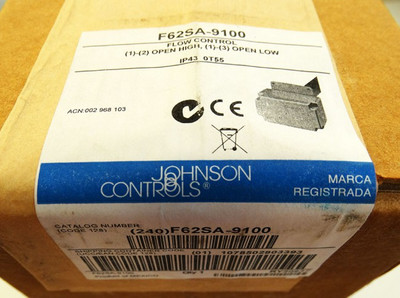Johnson Controls F62SA-9100  F62SA9100 Flow Control -sealed- – Bild 2