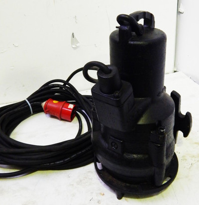 ABS Abwasserpumpen AS 0840.118 S12/2  - used - – Bild 2