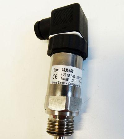 Techsis PT-Compact 4435366 CP11.321.809 -20-120°C Drucksensor -unused- – Bild 2