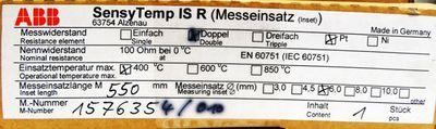 ABB TSA101 TSA 101 SensyTemp Temprature Sensor -unused/OVP- – Bild 3