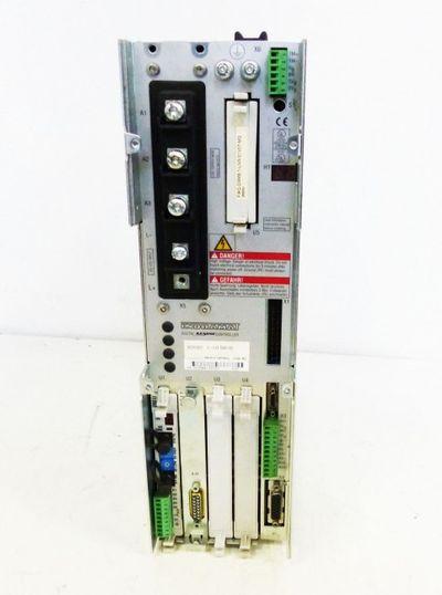 INDRAMAT DDS02.1-W150-D + DSS1.1 + DLF1.1 + FWC-DSM2.1-LNS-01V07-MS -used- – Bild 2