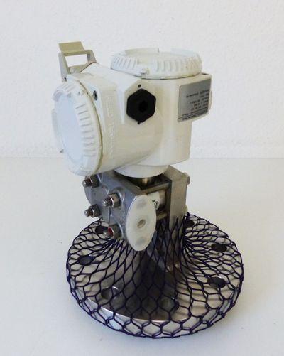 ABB 265DC FLSFSSKA6K1 + Edelstahlhalterung Transmitter -unused- – Bild 1