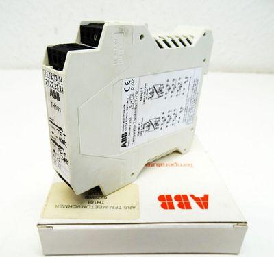 ABB TH101 HW-Ver. 1.02 SW-Ver. 1.20 Tempratur Transmitter -used/OVP- – Bild 1