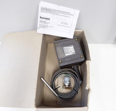 Barksdale T2H-H251S-12-A Remote-Mount-Temperature-Switch  - unused - in OVP – Bild 1
