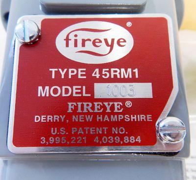 Fireye 45RM1 1003 Infrared Flame Scanner - unused - – Bild 3