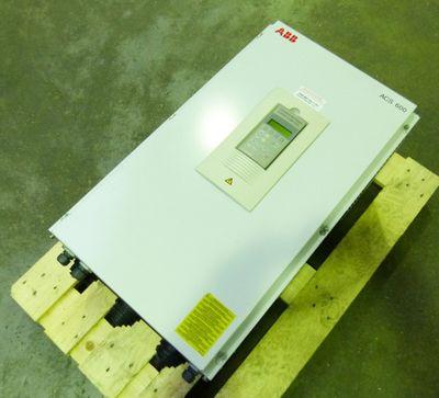 ABB ASC600 ASC601-0100-6 ASC60101006 S00C1200901 Frequenzumrichter 87A -used- – Bild 1