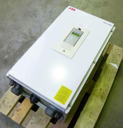 ABB ASC600 ASC601-0100-6 ASC60101006 S00C1200901 87A -used/Frontcover gebrochen- – Bild 1