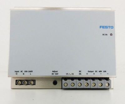 FESTO CACN-3A-7-10 2247684 Power-Supply -unused/OVP- – Bild 2