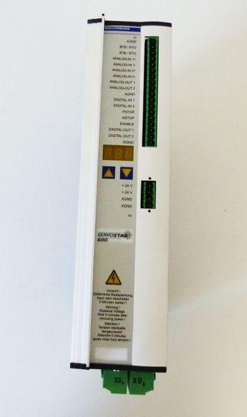 DANAHER Motion Servostar 603 S60300 3.40 KVA: 2,0 -unused/OVP- – Bild 2