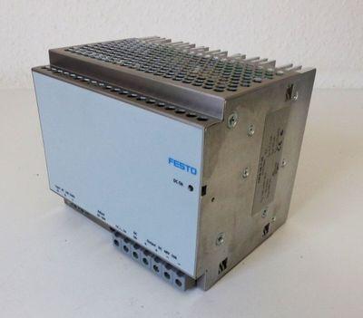 FESTO CACN-3A-7-10 2247684 Power-Supply -used/OVP- – Bild 1