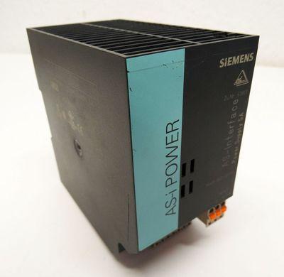 Siemens 3RX9 502-0BA00 3RX9502-0BA00 AS-Interface Power Supply 5A E: 02 -used- – Bild 1