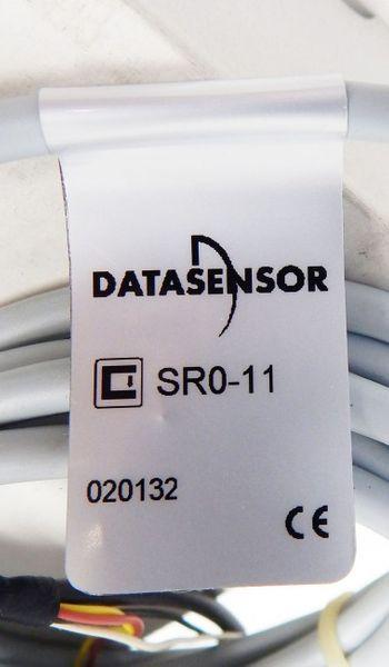 Datasensor SR0-11 Gabellichtschranke 5mm 600Hz 24V DC PNP-dark - unused - in OVP – Bild 4
