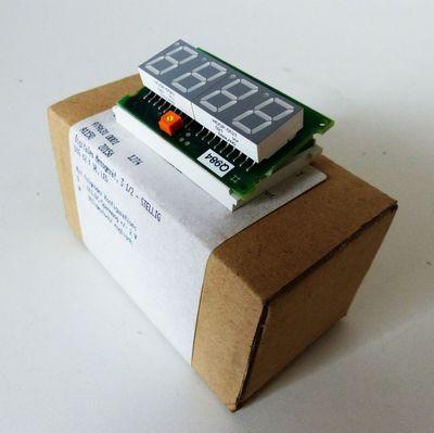 Gossen-Metrawatt DIG 62x38 LED Digitales Messgerät div. Konf. -unused/OVP- – Bild 1