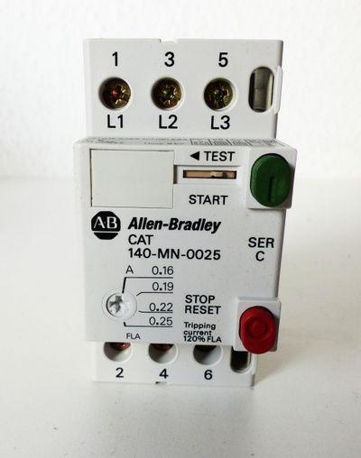 Allen Bradley 140-MN-0025 140MN0025 Serie C -unused/OVP- – Bild 2