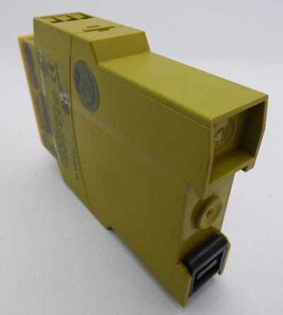 Pilz PNOZ X7 24VACDC 2n/o PNOZX724VACDC2n/o 774059 Sicherheitsschalter -used- – Bild 4