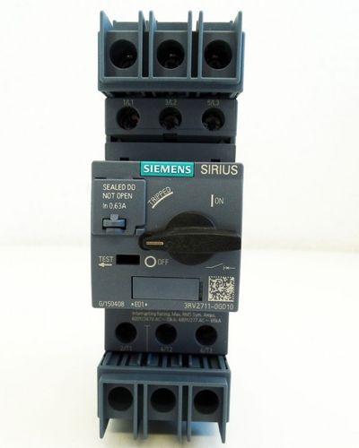 Siemens Sirius 3RV2711-0GD10 0.63A E: 01 Leistungsschalter -unused/OVP- – Bild 2
