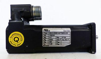 Kollmorgen DBL2H00080-0002000000000 SBL2-0080-45/TOMVUS2 Servo-Motor -used- – Bild 3