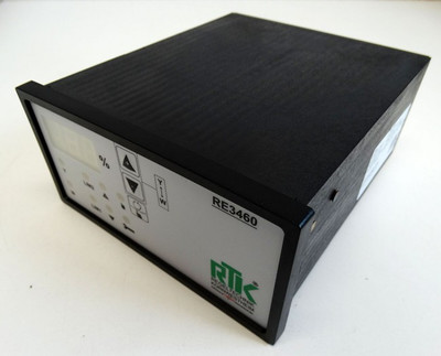 Regeltechnik Kornwestheim RE 3460  RE3460 0/4-20mA - 0/2-10V -unused- – Bild 1