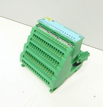 Phoenix Contact Basis No: 2750730 mit  IB STME 24 BDI 16/4 No:2751687 - used - – Bild 1