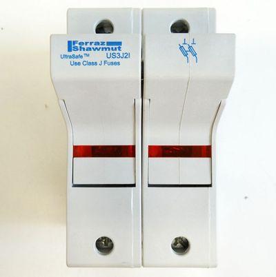 Ferraz Shawmut US3J2I  W213942 600V 30A Sicherungsschalter Ultrasafe -unused-  – Bild 2