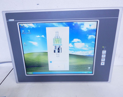 "Lenze Digitec Controls 107AT24641 15"" Touch Panel-PC incl. USV  - used - – Bild 1"